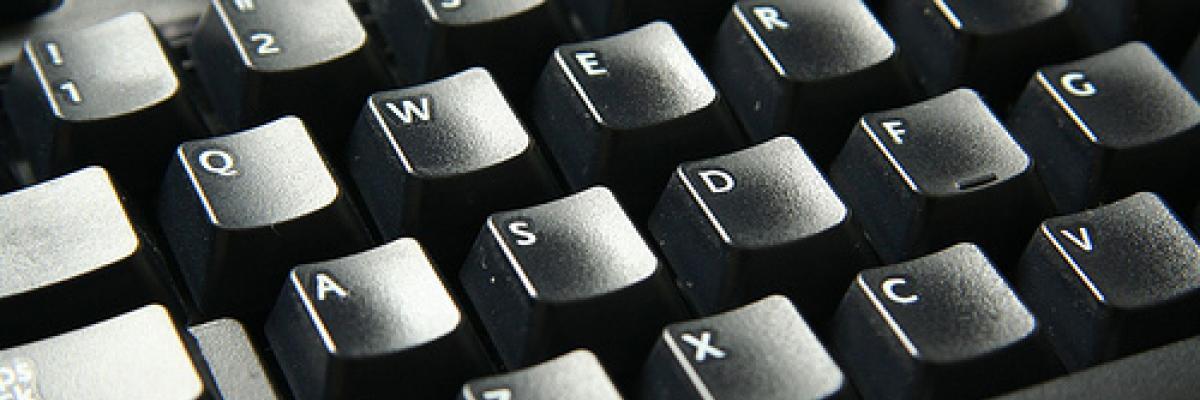 Keyboard 2 par John Ward, Licence CC:BY, Source Flickr