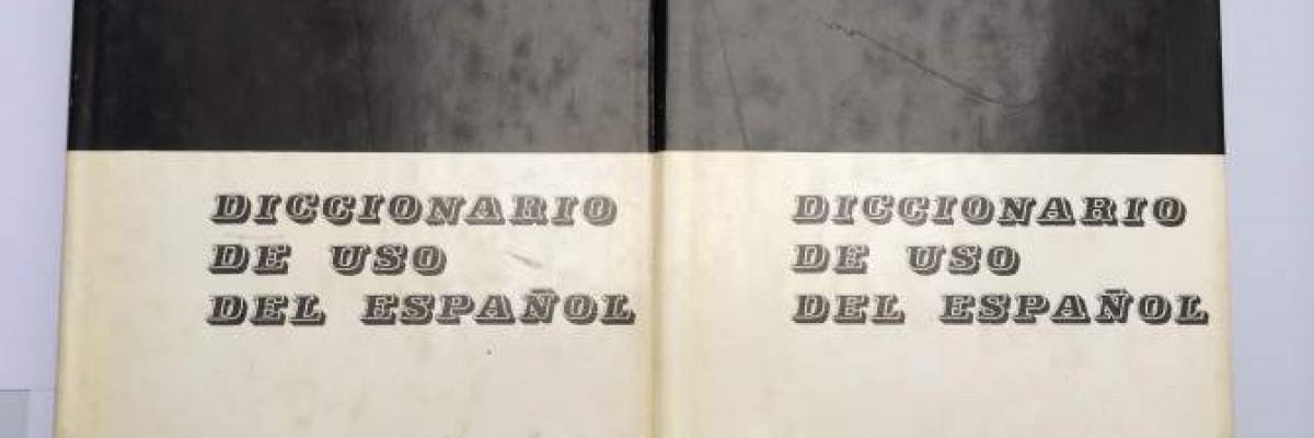 Dicionario del uso del Español