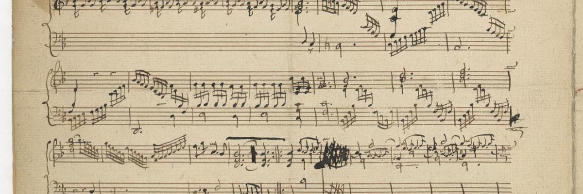La Dauphine, pièce de clavecin, source [Gallica]