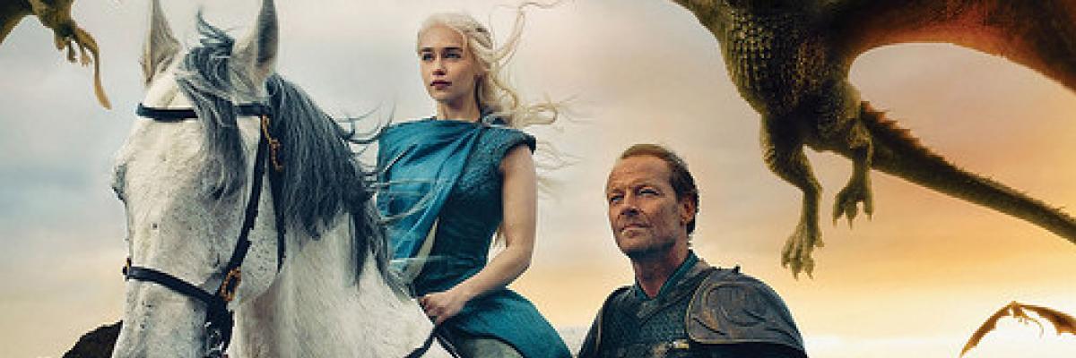 Game of thrones_Daenerys Targaryen par Peter23394, licence CC : BY. Source [Flickr]