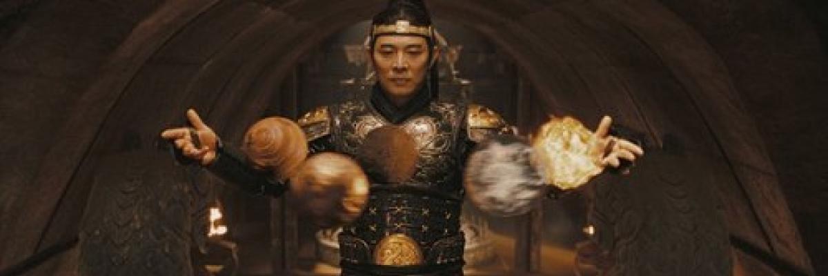 The vicious Han Emperor (Jet Li) par zoup7667, Licence CC : BY-NC-ND. Source [Flickr]