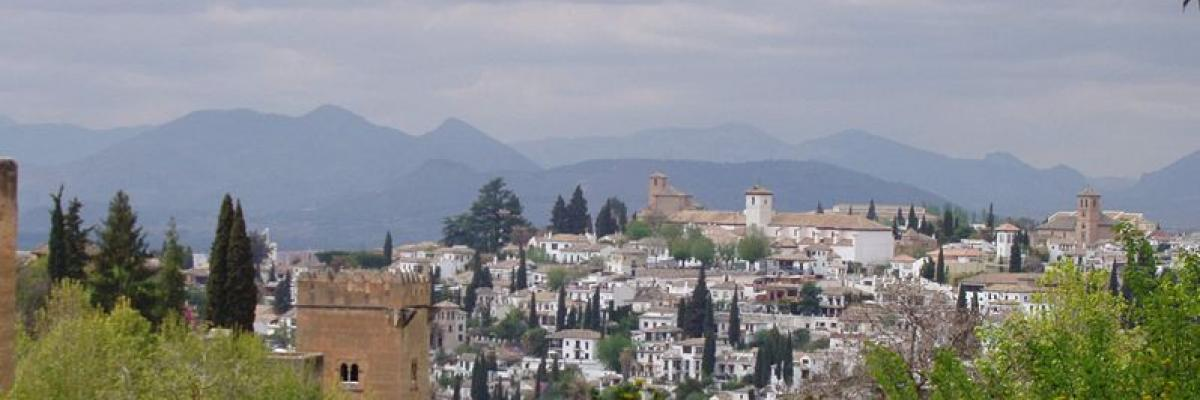 Granada in Spain par Додонов Вячеслав Николаевич, licence CC : BY-SA 3.0. Source [Wikimedia commons]