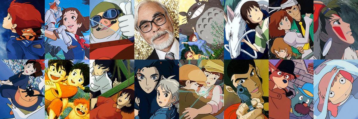 Rankopedia Banner 07: Best of Hayao Miyazaki, Licence CC-by-nc-sa par hinxlinx, source flickr