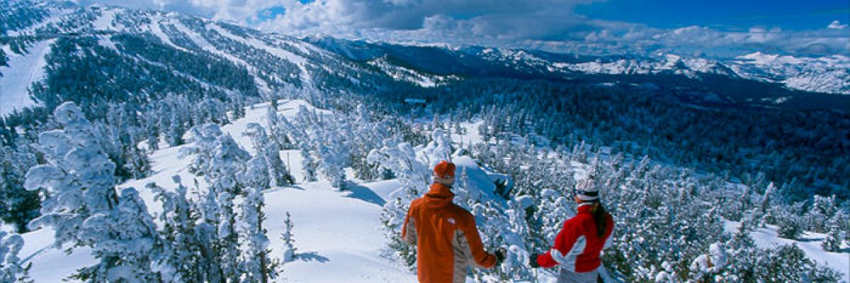 Skiing - The Ridge Tahoe Resort Hotel, licence CC:BY. Source [Flickr]
