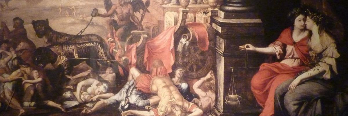 La révolte du papier timbré par Moreau.henri, licence CC : BY-SA. Source [Wikimédia Commons]