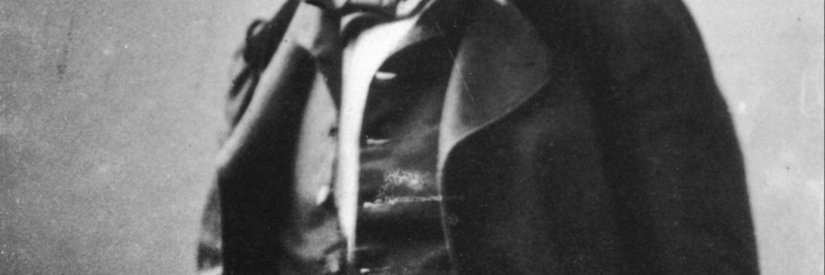 Charles Baudelaire par Félix Nadar. Domaine public, source [Wikimedia Commons]