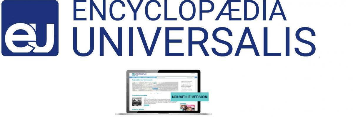 Encyclopaedia Universalis - Nouveautés 2017