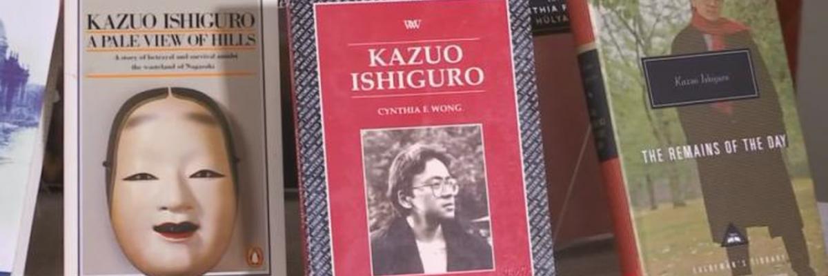 el britanico Kazuo Ishiguro by Audiovisual Telam. Source [vimeo]