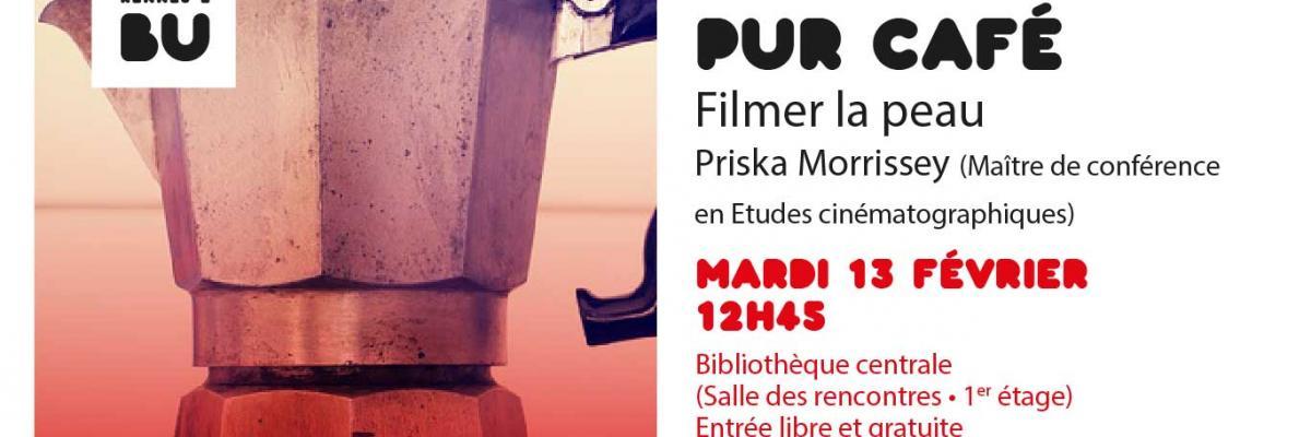 Visuel PUR Café du 13 février 2018 - BU Rennes 2