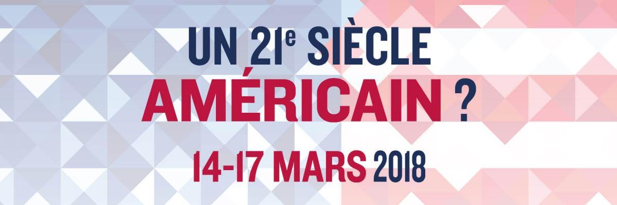 Affiche du Festival de Géopolitique de Grenoble 2018