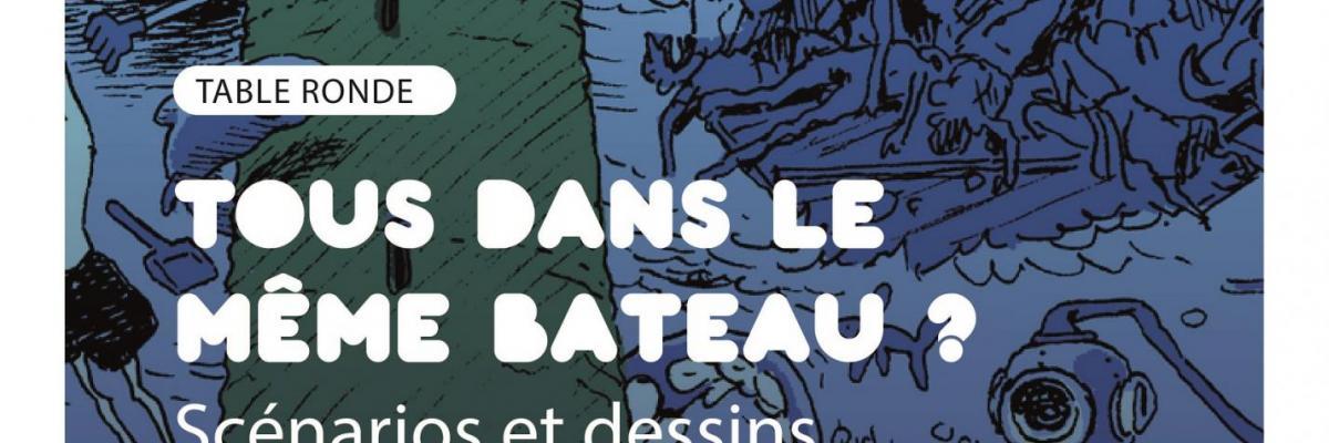 Affiche de la table ronde du 22/09/2018 - SCD Rennes 2