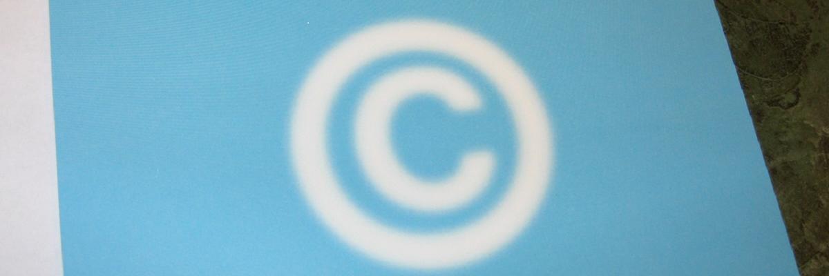 Is copyright a little fuzzy? par Elias Bizannes, licence CC : BY-SA. Source [Flickr]