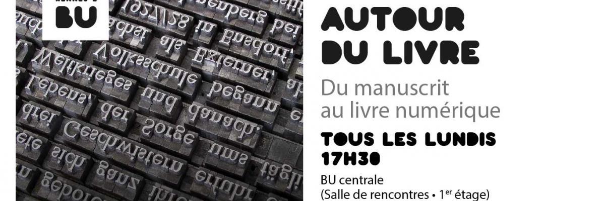 Rencontres autour du livre - SCD Rennes 2
