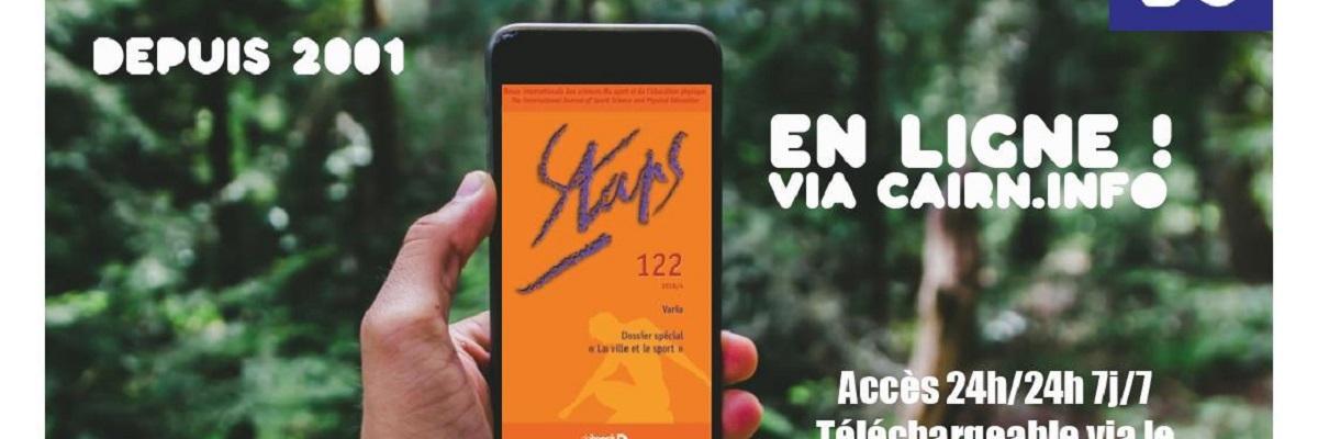 Affiche des collections en ligne STAPS