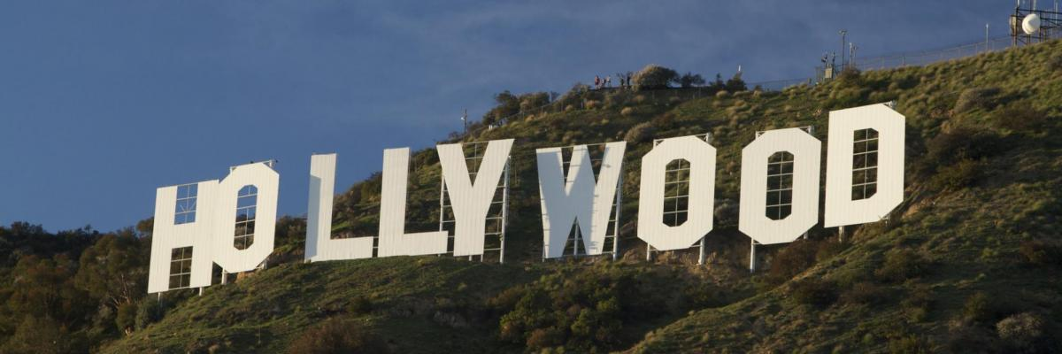 Hollywood Sign par Gnaphron, Licence CC : BY-SA, source [Flickr]