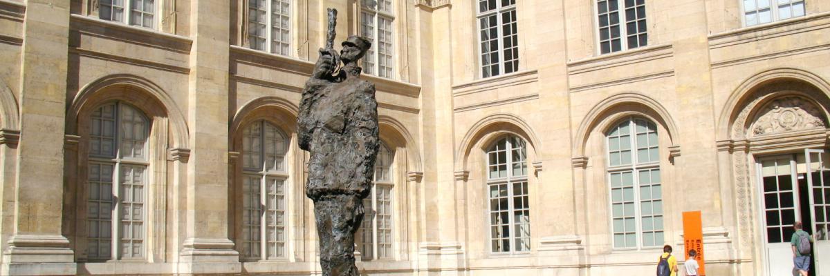PARIGI-IL Marais par Gabriella Alu', licence CC : BY-NC. Source [Flickr]