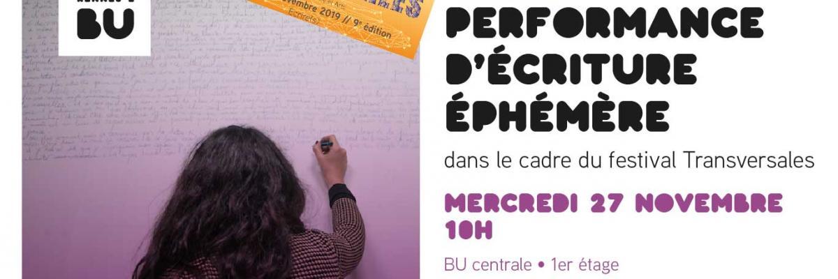 Performance Transversales - BU Rennes 2