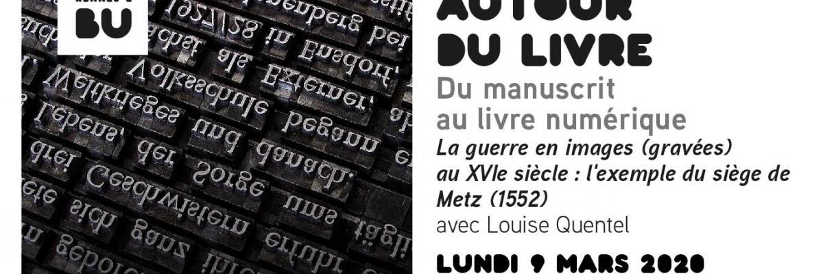 Autour du livre 2020/03/09 - BU Rennes 2