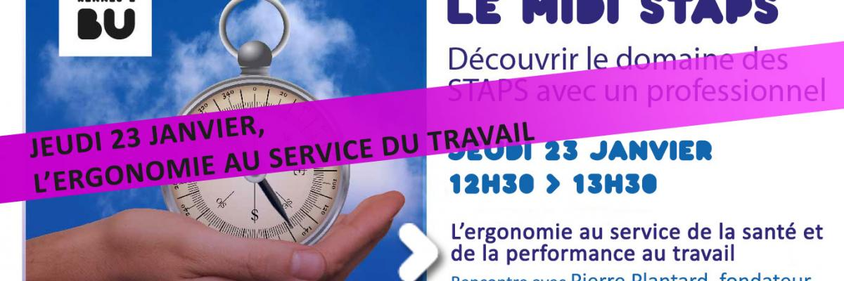 Visuel midi staps du 23/01/2020 - SCD Rennes 2