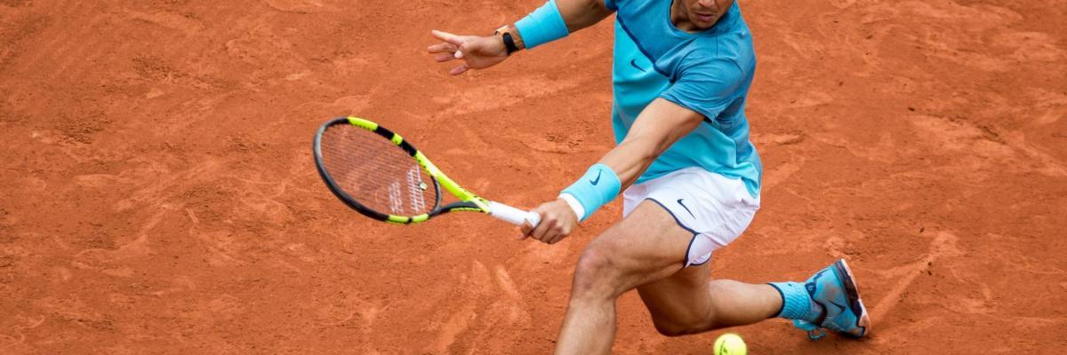 Rafael Nadal par mirsasha, Licence CC : BY-NC-ND, source [Flickr]