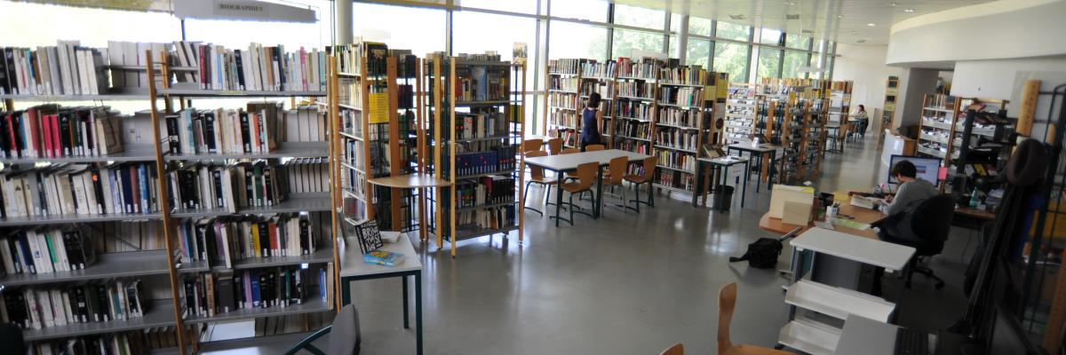 Bibliothèque de Musique