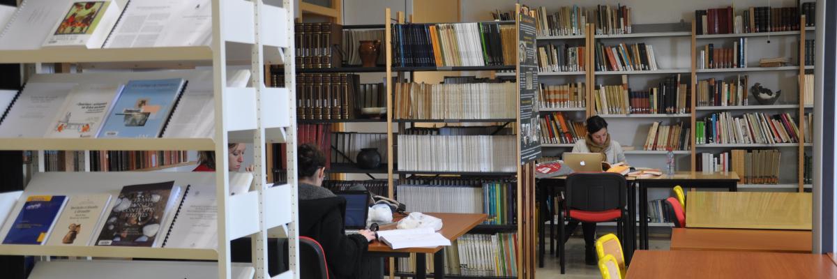 Centre de documentation du LAHM
