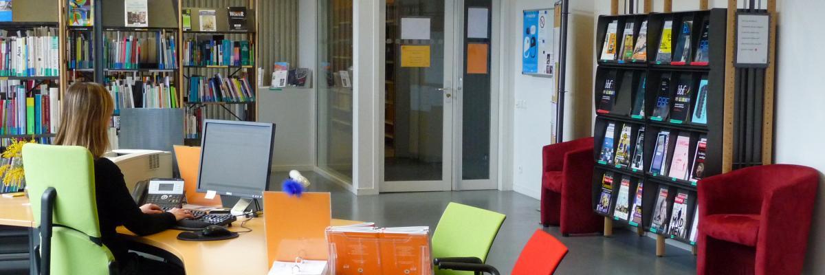 Bibliothèque du Centre de Formation aux Carrières des Bibliothèques