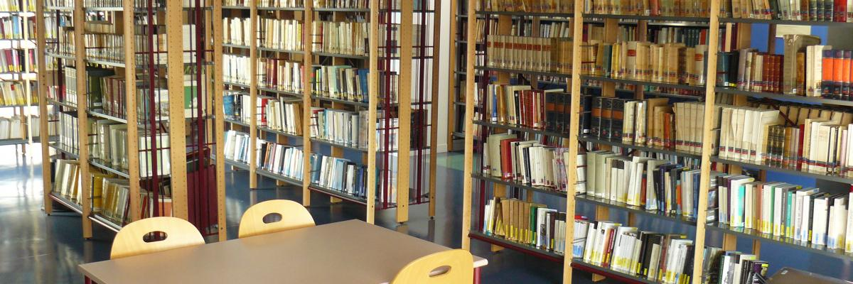 Bibliothèque François-Lebrun | BU - Bibliothèques de l'Université ...