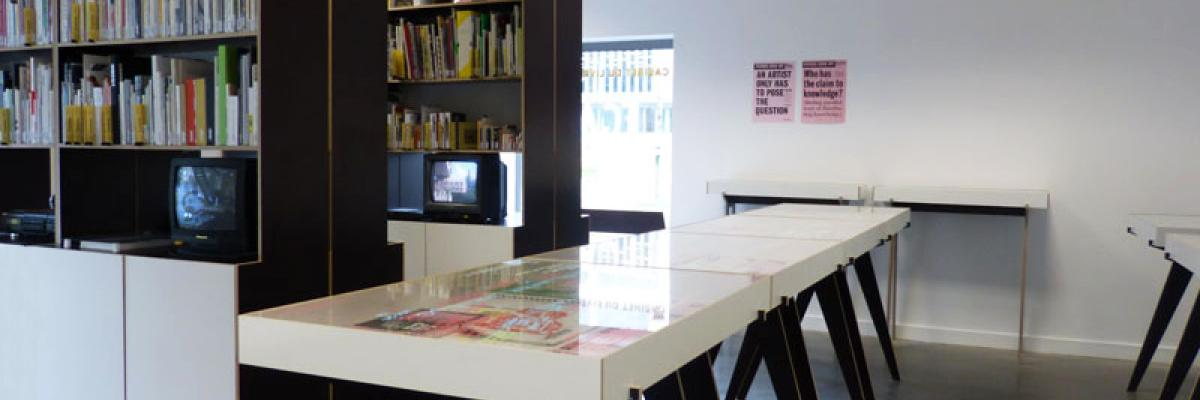 Cabinet du livre d'artiste