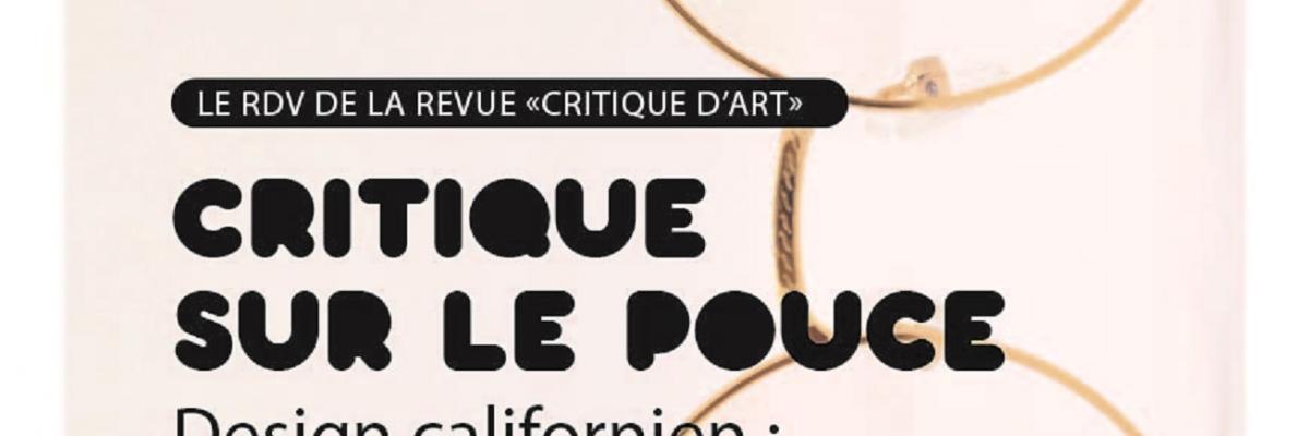 Affiche Critique sur le pouce du 12 décembre 2018 - BU Rennes 2