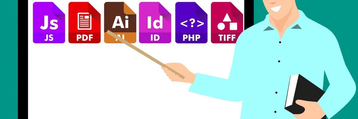 Icône fichier, licence CC0. Source [Pixabay]