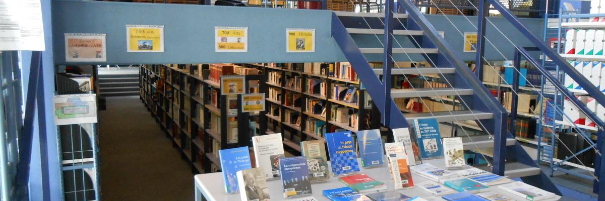 Bibliothèque Mazier