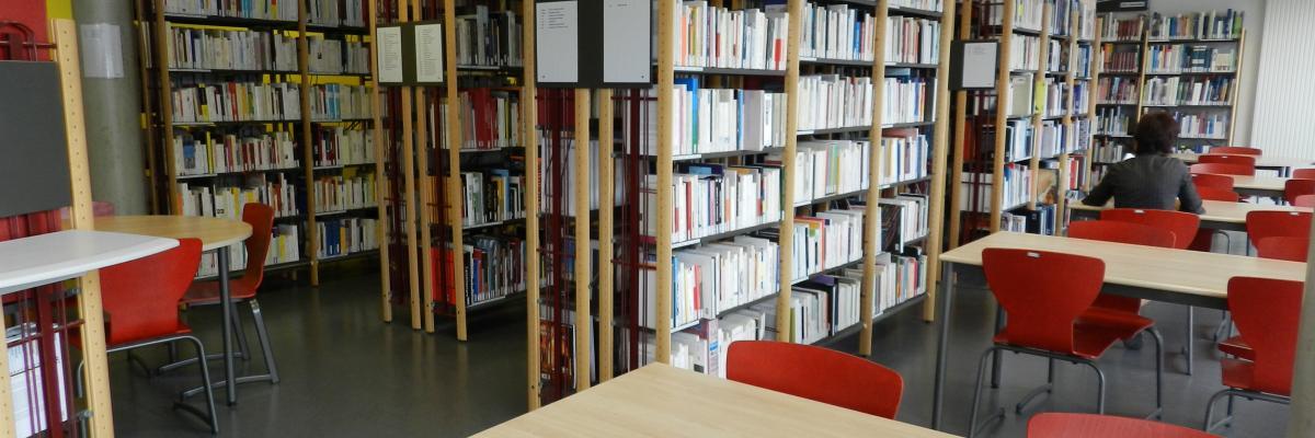 Bibliothèque Charles-Foulon (Arts, Lettres et Communication)