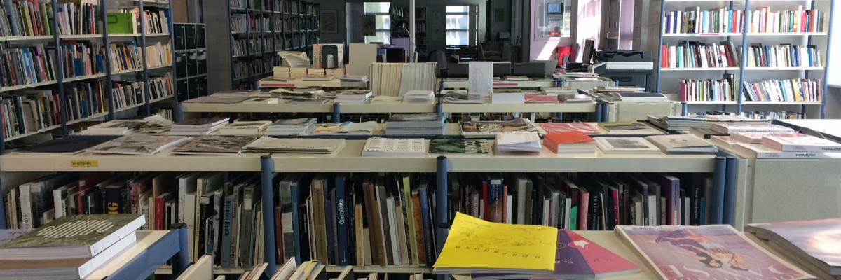 Bibliothèque des Archives de la critique d'art