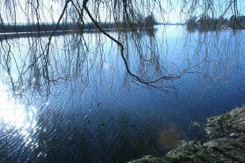 La rivière à Redon, source Wikimedia Commons