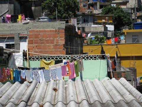 Rocinha Favela de AHLN, Licence CC:BY. Source [Flickr]