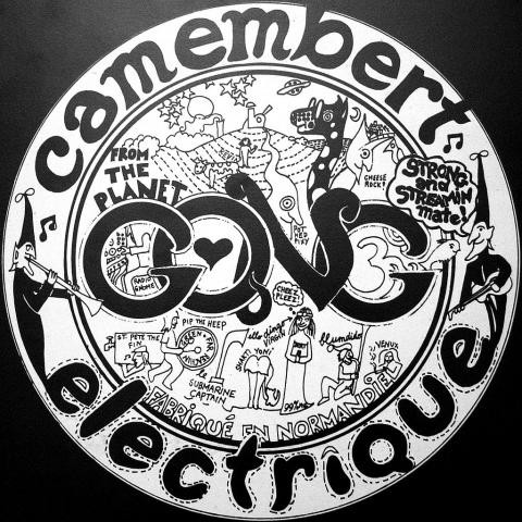 Camembert électrique par Gong, licence CC:BY-NC. Source [Flickr]