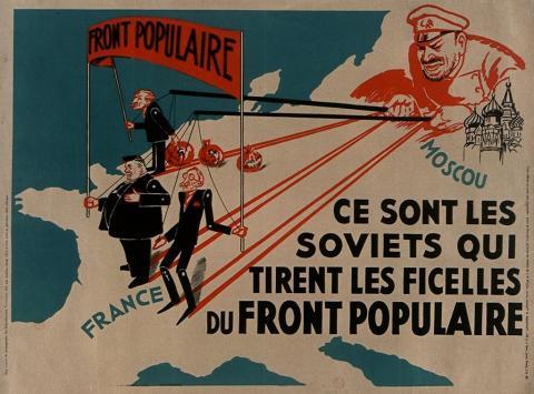 Soviets-ficelles-Front-populaire par Gallica BNF. Source [Wikimedia commons]