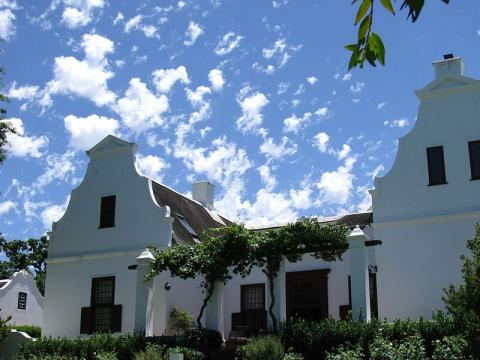 Vrede and Lust Manor House
