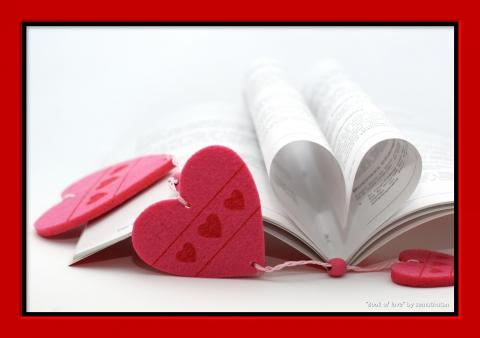 Book of Love par Azri, licence CC : BY-NC-ND 2.0. Source [Flickr]