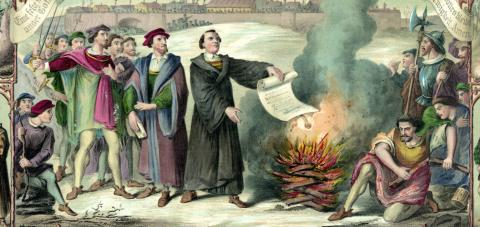 Life of Martin Luther par Breul, H, domaine public. Source [Wikimedia Commons]
