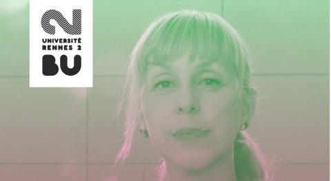 Affiche Rencontre avec Lola Lafon - BU Rennes 2