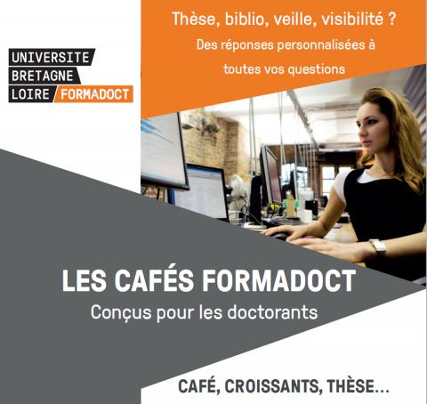 Flyer Café Formadoct - Université Bretagne-Loire