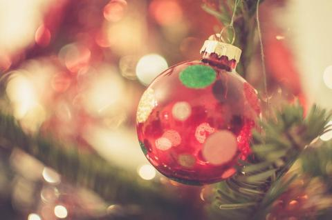 Noël par Frédérique Voisin-Demery, licence CC:BY. Source [Flickr]