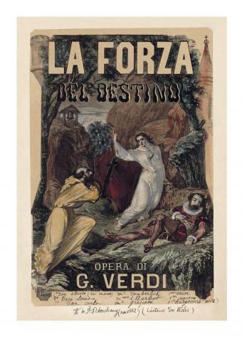 Giuseppe Verdi - La forza del destino par Alexandre Charles Lecocq, domaine public. Source [Wikimedia Commons]