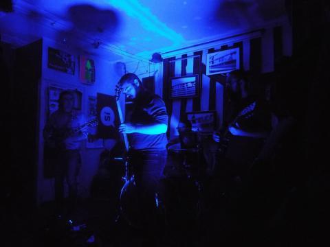 WURM en live par Lucie Lepage, avec son aimable autorisation