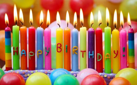 Happy birthday par Hari Kiran Vusirikala, licence CC0. Source [Pexels]