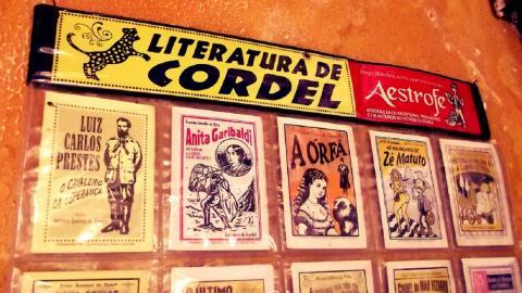 Literatura de Cordel par Patsy M_, licence CC : BY. Source [Flickr]