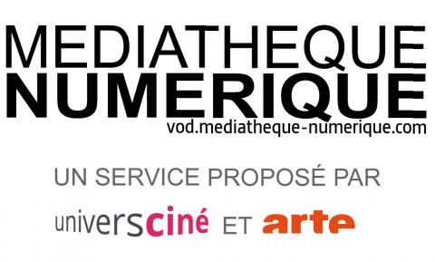 Logo ARTE et UniversCiné