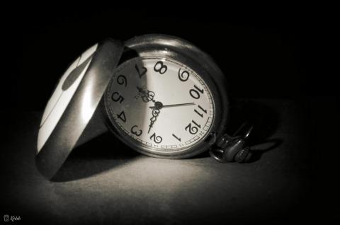 Time par El Joker, licence CC : BY-NC-ND. Source [Flickr]